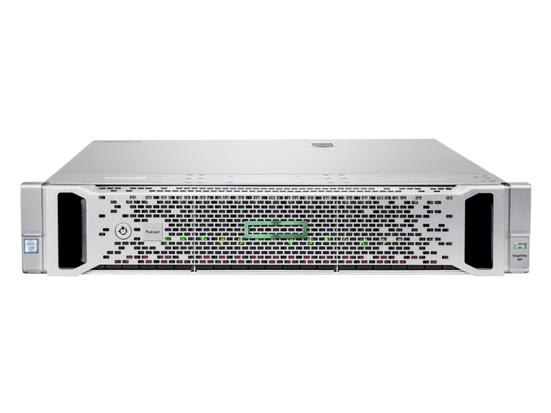 HPE SimpliVity OmniCube Series